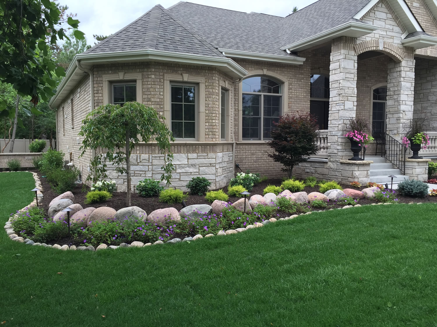 nwi landscaping